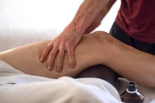 ¿Cuándo debe hacerse un masaje un/a ciclista?