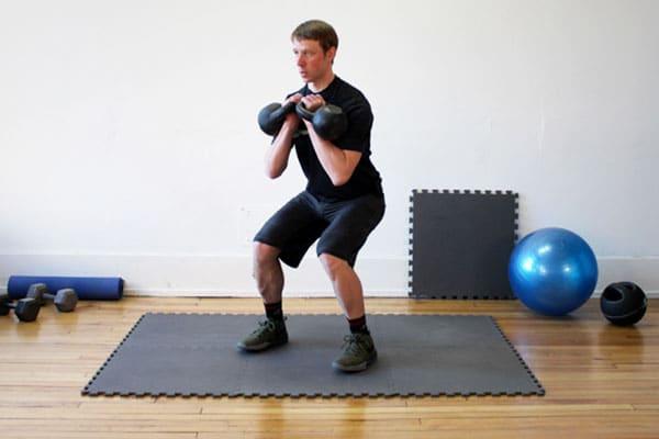 8 ejercicios de fuerza para ciclistas (incluye vídeos)