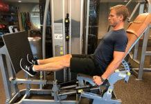 Ejercicios para tratar el dolor de rodilla en ciclistas