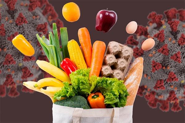 Cómo ajustar tu dieta durante la cuarentena