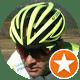 David Melendez. Ciclista de Palencia