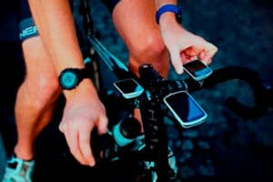 Entrenamiento ciclista por potencia y pulsaciones