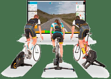 Diseñamos sesiones de rodillo interactivo