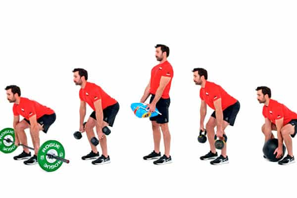 Peso muerto, un básico del crossfit que te ayudará a correr mejor
