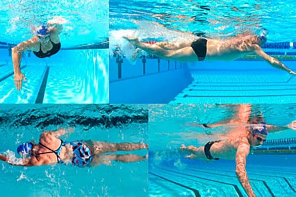Nuestros ejercicios favoritos de técnica de natación