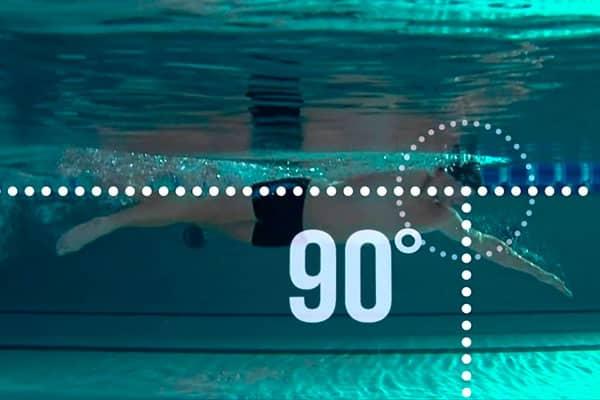 Errores habituales que se cometen en la natación
