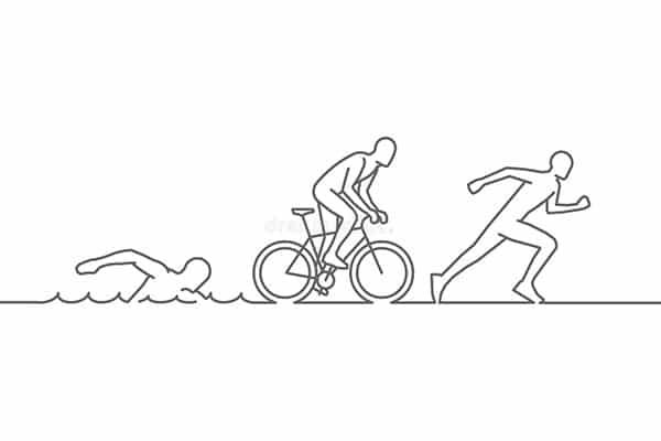 El triatlón es un solo deporte, no son tres