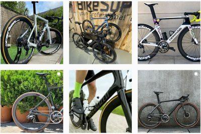 Cuenta de Instagram de Cycling Platform