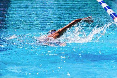 Técnica de natación: la entrada abierta