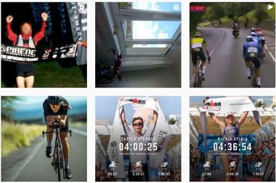 Cuenta de Instagram de Triathlon in the World