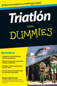 Libro Triatlón para Dummies